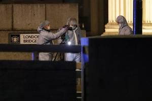 2 killed in london stabbings; police fatally shoot suspect