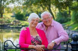 grandparents named as britain's happiest married couple after having one row in 50 years