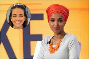 ilhan omar's gop rival permanently suspended from twitter after suggesting she be hanged