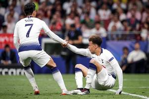 Heung-Min Son explains why Spurs pal Dele Alli is back on top form
