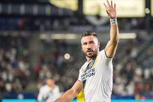 west ham and aston villa set for transfer war over la galaxy's romain alessandrini