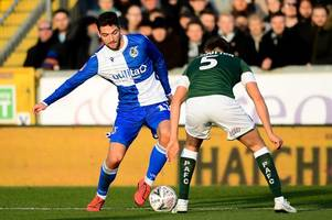 'heroic' - bristol rovers player ratings in dramatic fa cup draw with plymouth argyle