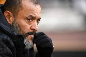 'as mourinho would say' - nuno sent west ham advice after wolves draw with sheffield united
