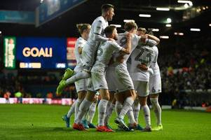 leeds united star sends message to west brom and preston ahead of championship clash