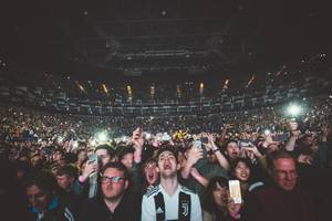live report: liam gallagher - o2 arena, london
