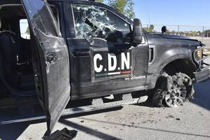 at least 21 killed in gunbattle between cartel, mexican authorities