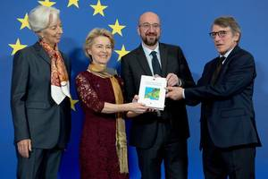 eu's von der leyen to pose climate challenge to us and china