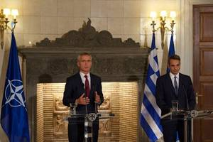 Greece to ask for NATO's support in dispute with Turkey