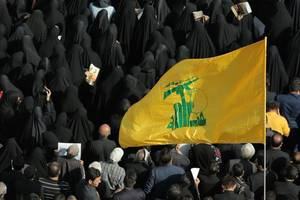 hezbollah uses germany to finance terrorism, weapons purchases – report