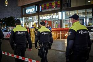 the hague stabbing: dutch police say 'no terrorist motive'