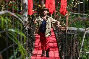 andrew maxwell booted out of the i'm a celebrity jungle in public vote