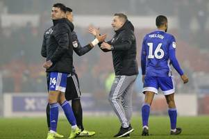the cardiff city star neil harris hopes will tear up the championship and why he's firing again