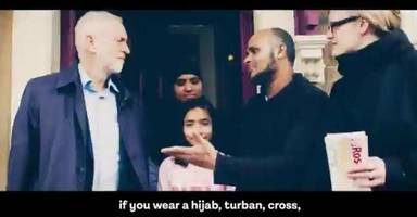 Labour pro-diversity video fails Jews – Corbyn gives succour to anti-Semites
