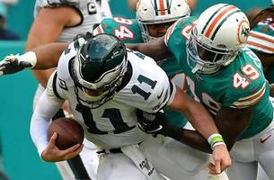 Skip Bayless: Cowboys left the door wide open for Eagles but they blew it with loss to Miami