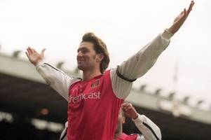 arsenal legend tony adams once turned up 'hammered' to do fa cup draw live on tv