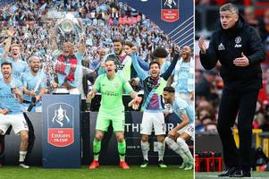 fa cup draw live: ball numbers and live stream as man utd and liverpool enter