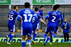 bristol rovers verdict: gas reliant on stubborn defence and individual magic against plymouth argyle