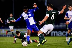 'knock us out now' - fans of bristol rovers, plymouth argyle, coventry city and ipswich town join forces to bemoan fa cup draw