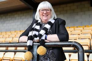 Carol Shanahan's reaction as Port Vale draw Manchester City in FA Cup