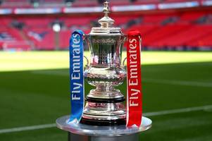 what time is fa cup third round draw and what is stoke city ball number?