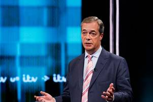 Nigel Farage sparks backlash after defending Donald Trump 'grab them by the p****' comments