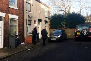 'Loads of police have been here...' - Anti-terror cops swoop on second Stoke-on-Trent house after London Bridge tragedy