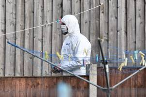 Police finish searching North Staffordshire homes as part of a major terrorism investigation into the London Bridge terror attack