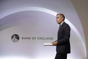bank of england's carney to become un climate finance envoy