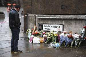 Britain to honour its dead with vigil after London Bridge attack