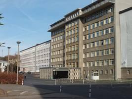 Burglars ransack Berlin's Stasi museum one week after Dresden hit by biggest jewel heist since WWII