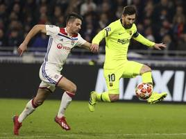 messi is an 'advantage' in tight matches, says barcelona coach valverde