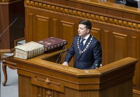 ukraine's zelensky is making headway against corruption. but the fight risks angering trump.