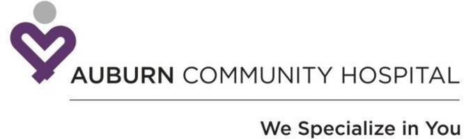 auburn community hospital rocks community for #givingtuesday