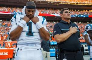 Marcellus Wiley on the Panthers firing Ron Rivera and why it should be good for Cam Newton