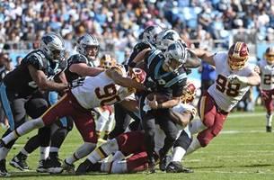 Old-school Jonathan Allen provides hope for Redskins future
