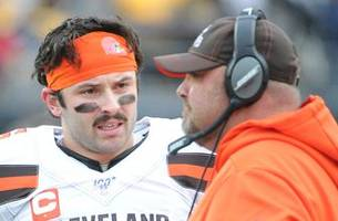 Do the Browns have a Freddie Kitchens problem or a Baker Mayfield problem? Colin Cowherd discusses