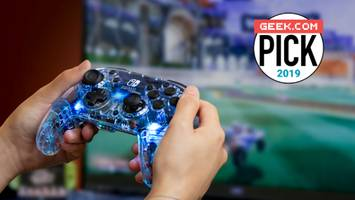 Geek Pick: PDP Afterglow Wireless Deluxe Controller Is Lit on Switch
