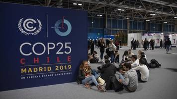 climate summit kicks off with dire warnings from top u.n. officials