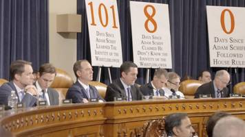 impeachment inquiry heads to judiciary committee
