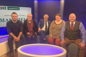 parliamentary candidates for mansfield call for better transport links in the town