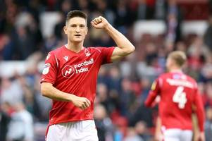 Nottingham Forest ace Joe Lolley sums up exactly what fans are thinking after Chelsea FA Cup draw