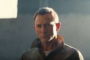 007 returns! First look at new James Bond film as No Time To Die teaser released