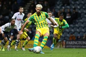 'controversial' - preston verdict on west brom's last-gasp victory at deepdale