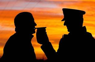 The people charged on first day of police's Christmas drink-driving crackdown