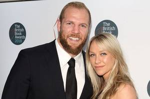 I'm A Celebrity: Chloe Madeley says husband James Haskell is no bully after he shouted at Kate Garraway