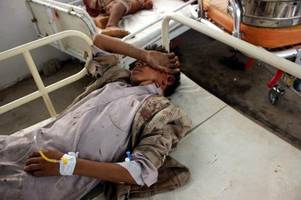 amnesty: yemen's disabled are neglected, and suffering