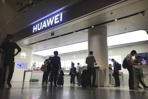 Huawei is facing a backlash in China when it can least afford it
