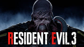 Resident Evil 3 remake art appears on the PlayStation Store