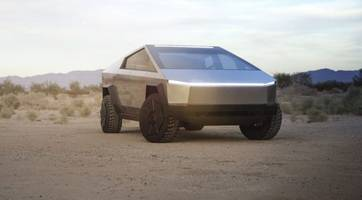 are tesla cybertruck, mustang mach-e moving the needle toward evs?