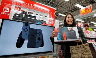 The Nintendo Switch will launch in China December 10, bringing the world's fastest-selling video game console to the world's biggest video game market (NTDOY)